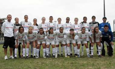 A equipe de Futebol Feminino do Santos Futebol Clube conquistou o título  inédito de campeã da Copa do Brasil. A taça veio após a vitória sobre o  Sport ... 0b50512bb27bc